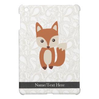 Cute Baby Fox iPad Mini Cases