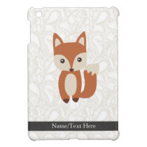 Cute Baby Fox iPad Mini Covers