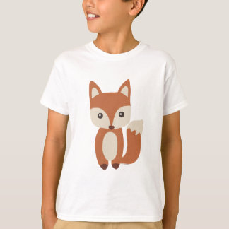 Cute Baby Fox T-Shirt