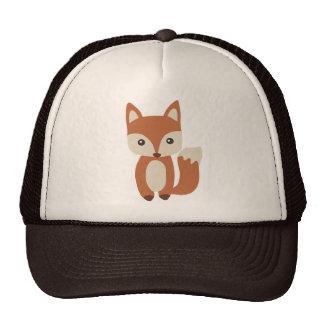 Cute Baby Fox Trucker Hat