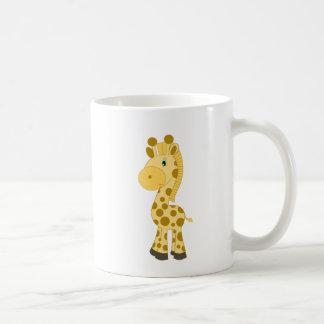 Cute Baby Giraffe Coffee Mug