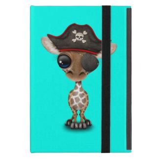 Cute Baby Giraffe Pirate Case For iPad Mini