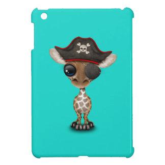 Cute Baby Giraffe Pirate Cover For The iPad Mini