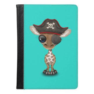 Cute Baby Giraffe Pirate iPad Air Case