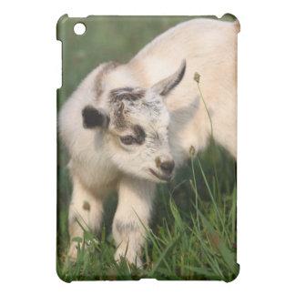 Cute Baby Goat iPad Mini Cover