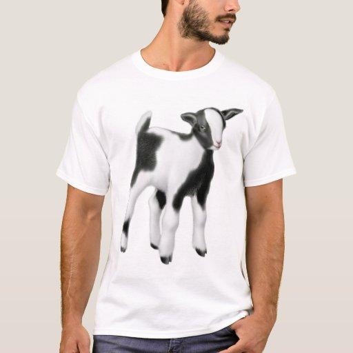Cute Baby Goat T Shirt