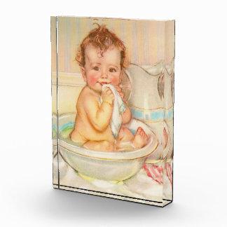 Cute Baby Having a Bath Awards
