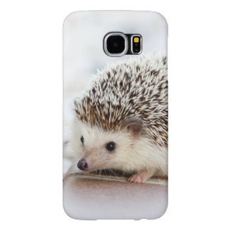 Cute Baby Hedgehog Samsung Galaxy S6 Case