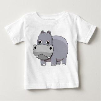 Cute Baby Hippo Baby T-Shirt