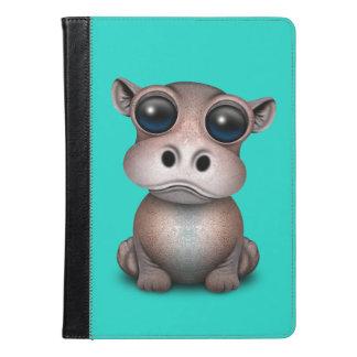 Cute Baby Hippo iPad Air Case