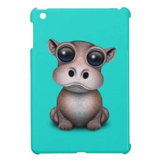 Cute Baby Hippo iPad Mini Case