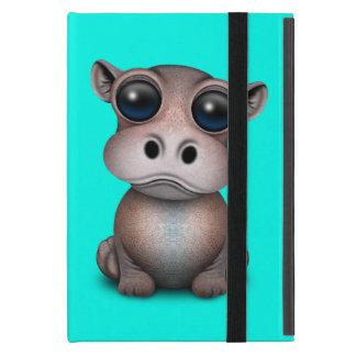Cute Baby Hippo iPad Mini Cover