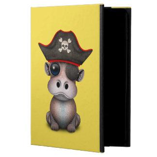 Cute Baby Hippo Pirate Powis iPad Air 2 Case