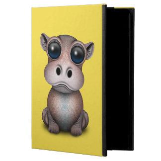 Cute Baby Hippo Powis iPad Air 2 Case