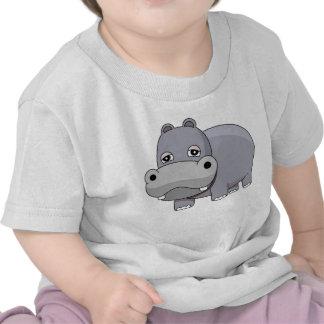 Cute Baby Hippo Tshirt