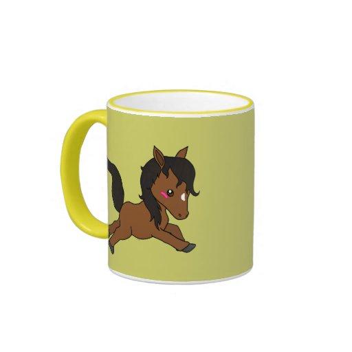 Cute Baby Horse Coffee Mugs Zazzle