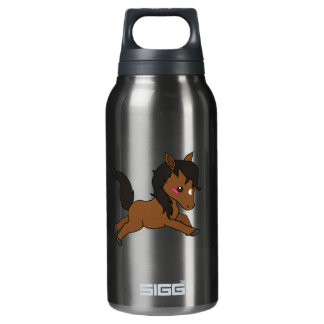 Cute baby Horse Insulated Water Bottle