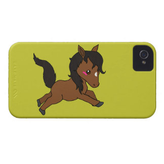 Cute baby Horse iPhone 4 Cover