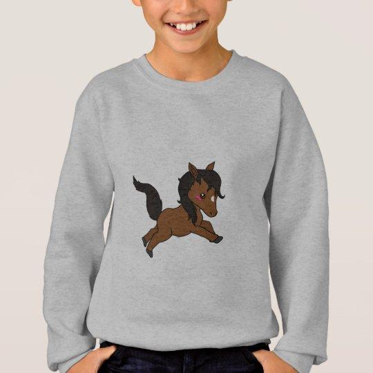 Cute baby Horse Sweatshirt