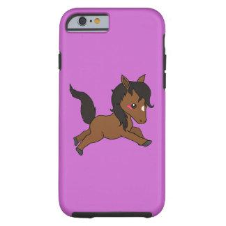Cute baby Horse Tough iPhone 6 Case