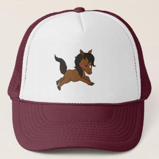 Cute baby Horse Trucker Hat