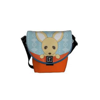 Cute Baby Kangaroo Courier Bag for Boys and Girls