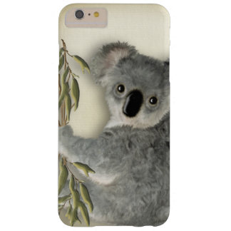 Cute Baby Koala Barely There iPhone 6 Plus Case