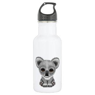 Cute Baby Koala Bear Cub Water Bottle