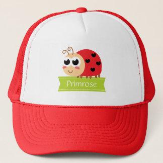 Cute Baby Ladybug with heart spots Trucker Hat
