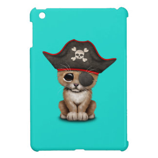 Cute Baby Lion Cub Pirate Case For The iPad Mini