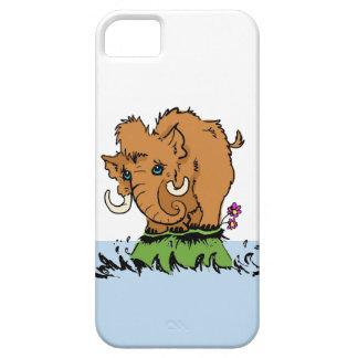 Cute Baby Mammoth iPhone 5 Case