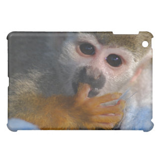 Cute Baby Monkey  Rescued Case For The iPad Mini
