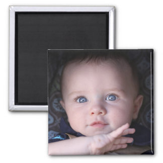 Cute Baby Mothers Day Gift Photo Magnets