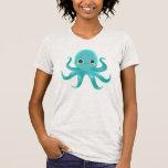 Cute Baby Octopus Tshirt