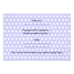 Cute Baby, on lilac polka dot pattern. Announcements