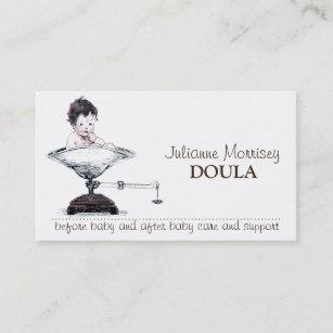 Doula Business Cards Zazzle