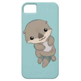 Cute Baby Otter Pup iPhone SE/5/5s Case