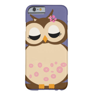Cute baby owl iPhone 6 case covers iPhone 6 Case