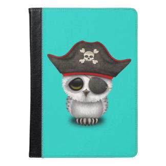 Cute Baby Owl Pirate iPad Air Case