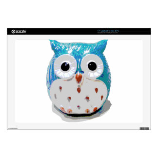"""Cute Baby Owl Skins For 17"""" Laptops"""