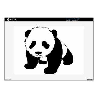 "Cute Baby Panda 15"" Laptop Decal"