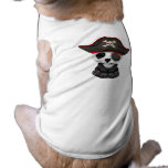 Cute Baby Panda Pirate T-Shirt