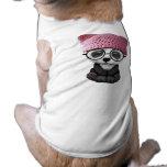Cute Baby Panda Wearing Pussy Hat T-Shirt
