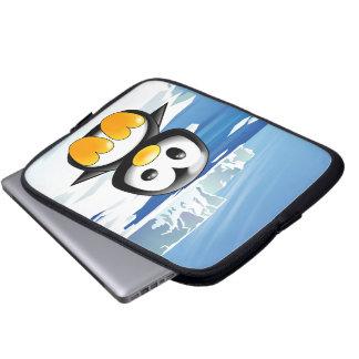 Cute Baby Penguin Computer Sleeves
