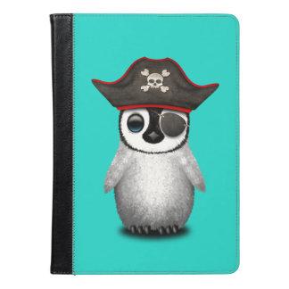 Cute Baby Penguin Pirate iPad Air Case