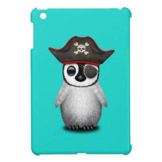 Cute Baby Penguin Pirate iPad Mini Case