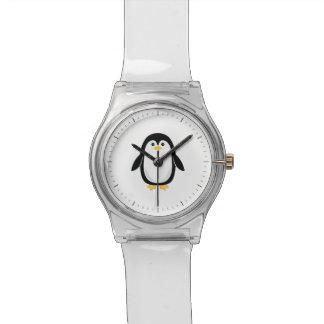 Cute Baby Penguin Wrist Watch