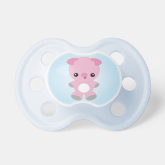 Cute Baby Pig BooginHead Pacifier