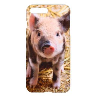 Cute Baby Piglet Farm Animals Babies iPhone 8 Plus/7 Plus Case