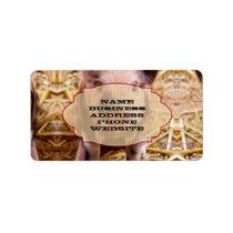 Cute Baby Piglet Farm Animals Babies Label